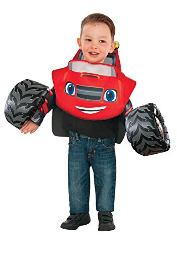 Rubie's Costume Blaze & The Monster Machines Blaze Costume, (Blaze Monster Truck Costume)