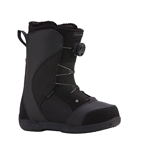 Ride Harper 2018 Snowboard Boots - Women's Black 6.5