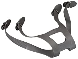 6000 Series Half and Full Facepiece Accessories - head harness assembly