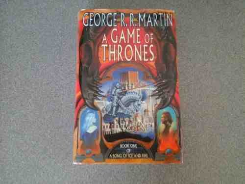 A Game of Thrones - Book 1 of 'A Song of Ice and Fire'