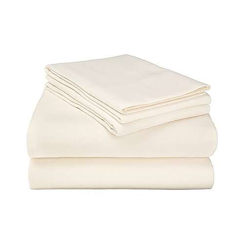 Flannel Pillowcase Cotton Pockets Luxurious