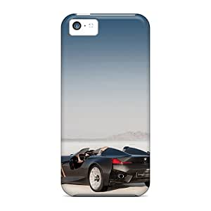 Anti-scratch And Shatterproof Bmw 328 Phone Case For Iphone 5c/ High Quality Tpu Case