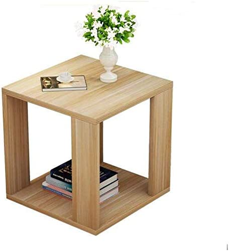 WYJW Conjunto de Madera Moderno Simple Dormitorio Mini Mesa Sala ...