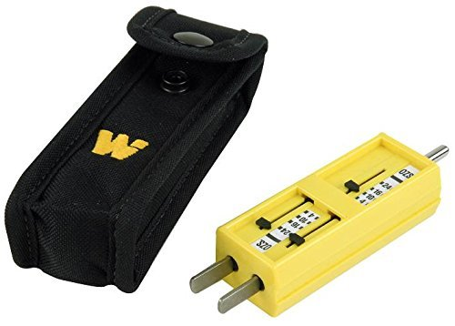 MOLEX/WOODHEAD 1760 Receptacle Tension Tester