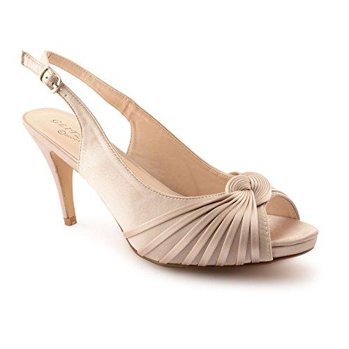 Sensation De Chaussures - Sandales Beige Femme Robe Beige 3s9zEHzp