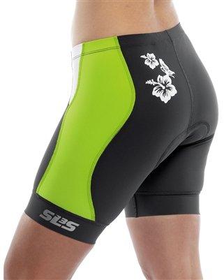 "UPC 799695643370, Triathlon SLS3 Women`s Tri Shorts - 1 Pocket - Power Lycra Compression - 7.5"" inseam (Pistacio, XSmall)"