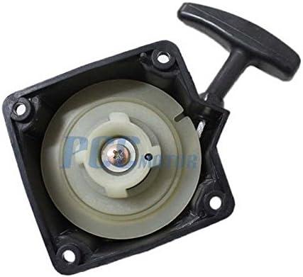 Avviatore di ritorno Pull Start Recoil compatibile con Motovox Mvs10 43cc 2HP Stand-Up Gas Scooter Pull Starter