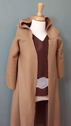 Kids Star Wars Yoda Costume - Robe and Tunic (Star Wars Yoda Costume ... 4388c7fdc