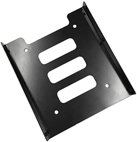 "New  Metal 2.5/"" to 3.5/"" SSD  Hard Drive Adapter Mounting Bracket Holder"