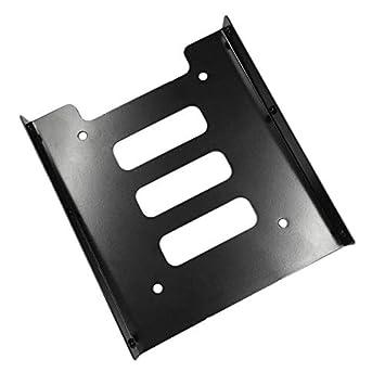 CamKpell Profesional 2.5 Pulgadas a 3.5 Pulgadas SSD HDD Adaptador ...