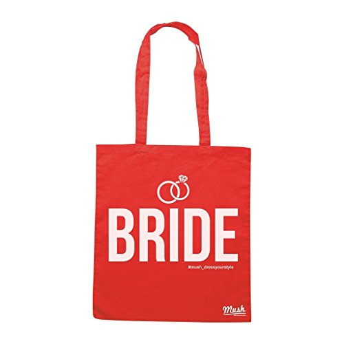Borsa Wedding Matrimonio Sposi 10 - Rossa - Mush by Mush Dress Your Style
