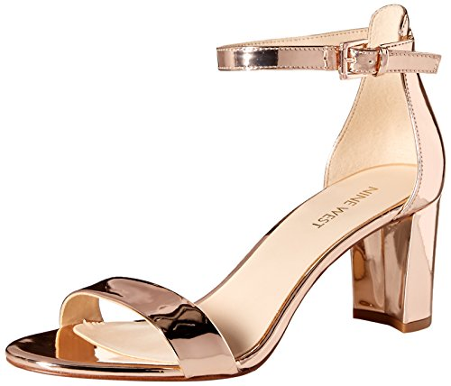 Image of Nine West Women's Pruce Synthetic Heeled Sandal