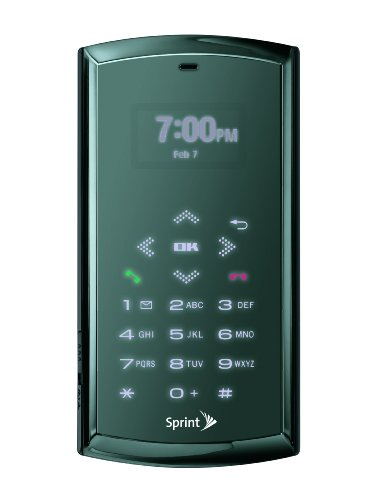 Sanyo Incognito SCP-6760 Phone, Black (Sprint) (Sprint Networks)