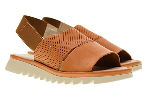 Chaussures Wave Femme Sandales Flexx 27 The Off Cognac B222 qEa5AYywx