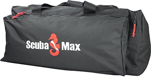 - ScubaMax Snorkeling and Diving Gear Bag (Duffle Bag)