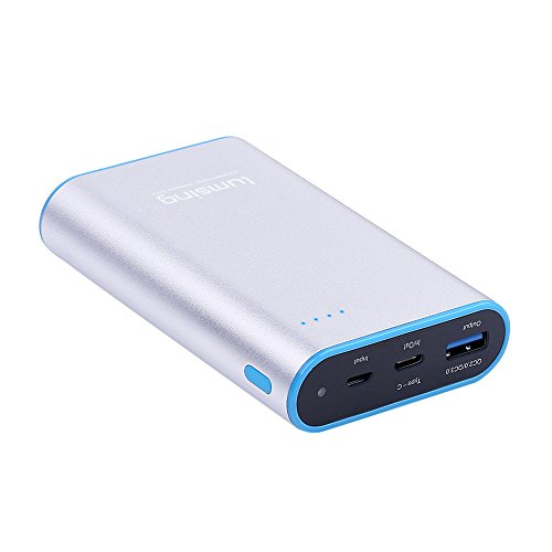 Lumsing External Battery Charger Charging