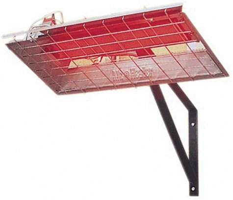 Mr. Heater MH25NG 25,000-BTU Natural-Gas Radiant Heater (Gas Heater Ceiling Mount compare prices)