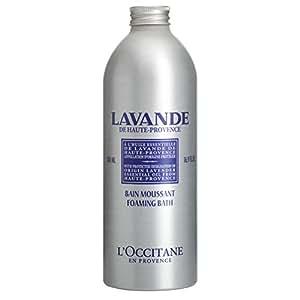 L'Occitane Relaxing & Foaming Lavender Bubble Bath, 16.9 fl. oz.