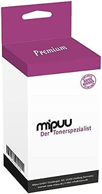 Mipuu cartucho de tinta equivalente a HP 62 XL, color (04) 2x ...