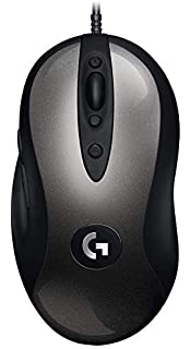 Amazon com: Logitech G402 Hyperion Fury FPS Gaming Mouse: Computers