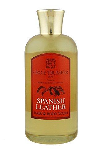 Geo F. Trumper Spanish Leather Hair & Body Wash 200ml