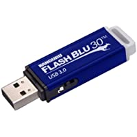 FlashBlu30 with Physical Write Protect Switch SuperSpeed USB3.0 Flash Drive