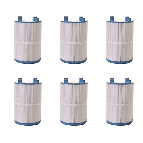 Unicel C7367 Replacement Cartridge Filter 75 Sq Ft Dimension One Spas (6 Pack)