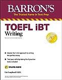 TOEFL iBT Writing (with online audio) (Barron's Test Prep)