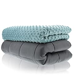 Sonno Zona Weighted Blanket Adult Size -...