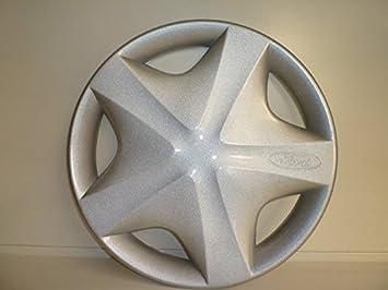 Juego de Tapacubos 4 Tapacubos Diseño de Ford Ka r 13: Amazon.es: Coche y moto
