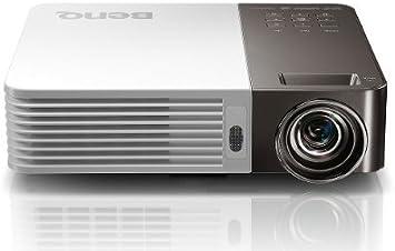 Benq GP20 Video - Proyector (700 lúmenes ANSI, DLP, WXGA (1280x800 ...