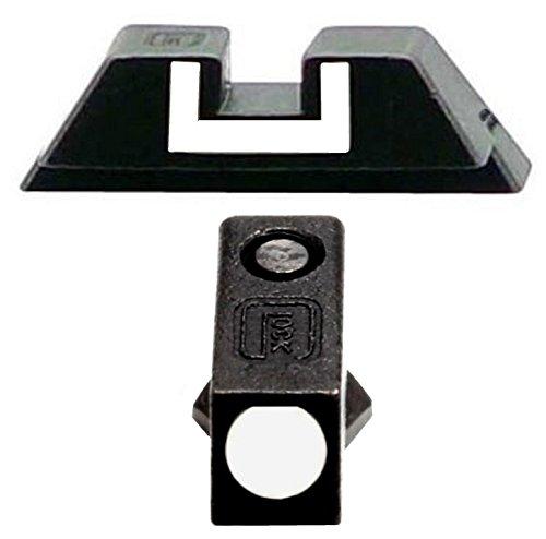 Glock - Rear 6.9 Steel Sight & Front Steel Sight