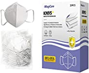 (US Stock) (US Stock) 200Pcs Magicare 4-Ply Mouth Noise Protection Filtration>95%, Compatible with Anti-Fog