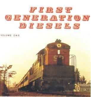 First Generation Diesels Volume 1 [Audio CD] [7-6010] -