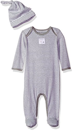 Burts Bees Baby Footed Coverall