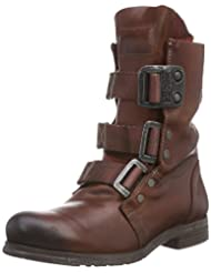 Fly London Womens Stif Leather Boots