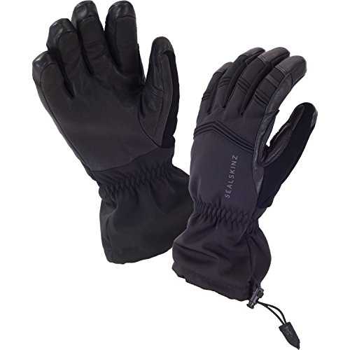 (Men's Extreme Cold Weather Glove - M REG - BLACK)