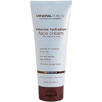 Amazon.com: Mineral Fusion Facial Moisturizer, Intense ...