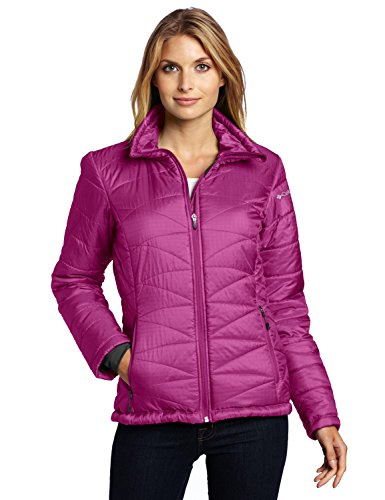 Columbia Jacket Morning Omni Pink Insulated Heat Light Women's Aw6qAgp