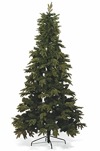 Galileo Casa Canada Christmas Tree, PVC, Green, 130x130x240 cm (Trees Christmas Uk Pe)