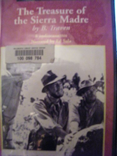The Treasure of the Sierra Madre (UNABRIDGED) [8 Audio Cassettes/10.75 Hrs.]