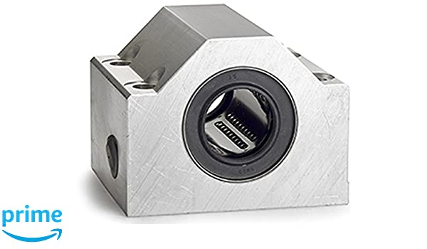 Pillow Block Super Smart Class L for end supported applications Thomson SSUPB16 self-aligning; use with 1 in Diameter Shaft Closed
