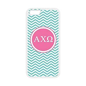 Alpha Chi Omega Geometric iPhone 6 Plus 5.5 Inch Cell Phone Case White DIY GIFT pp001_8933664