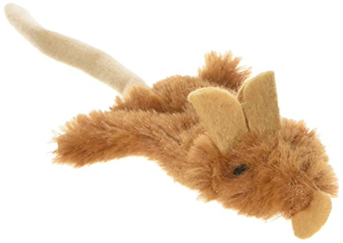 (Ethical Skinneeez Mouse Cat Toy, Assorted)