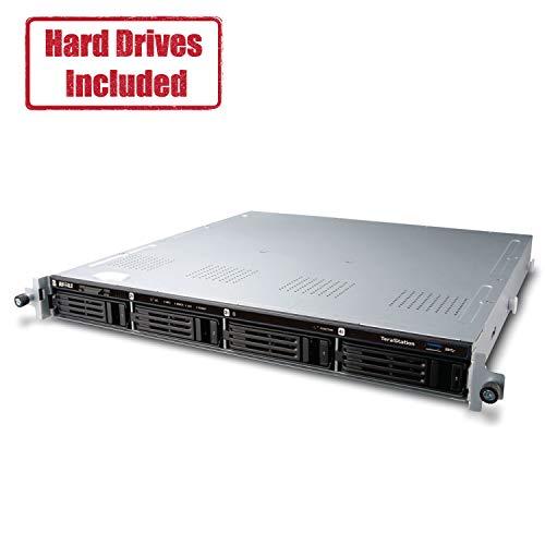 (Buffalo TeraStation 1400R Rackmount 16 TB NAS with Hard Drives Included)