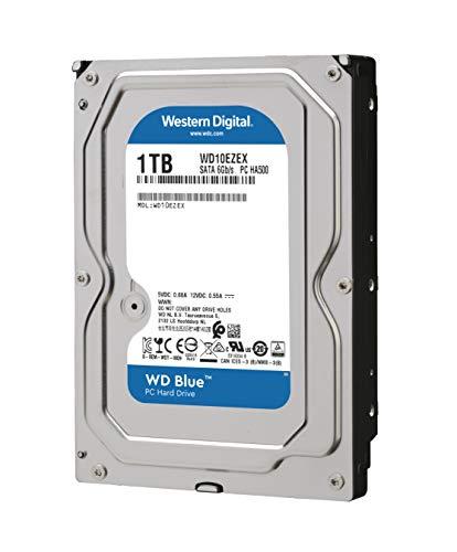 WD Blue 1TB PC Hard Drive 7200 RPM