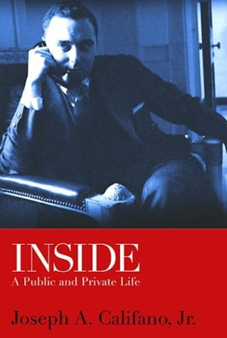 Cover of Inside: A Public and Private Life