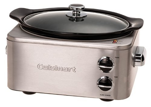 Cuisinart CSC-650 6-1/2-Quart Slow Cooker