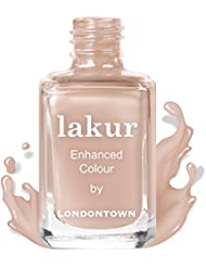 LONDONTOWN Lakur Nail Polish The Full Monty Nude