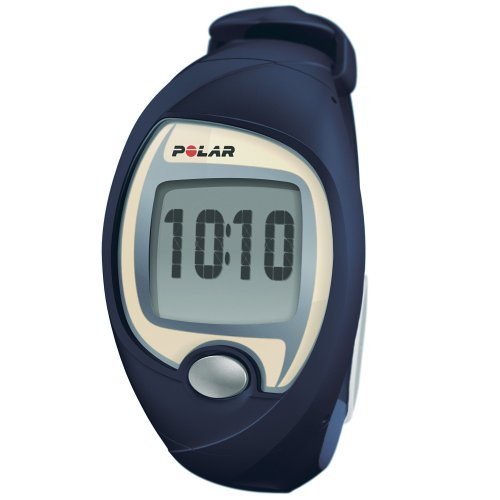 Polar FS1 Heart Rate Monitor Watch (Dark (Tracker Cross Country Skis)